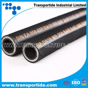 4sp High Pressure Rubber Hose pictures & photos