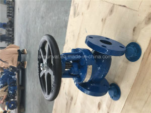 ANSI 150lbs Cast Iron Globe Valve pictures & photos