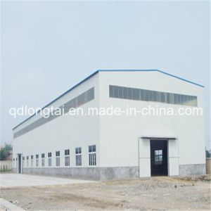 Steel Warehouse Made of Light Steel Structure pictures & photos