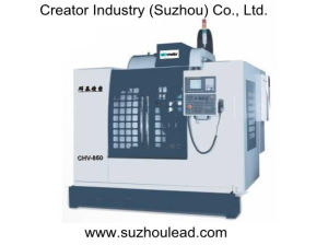 Three or Four Axis CNC Machining Center, Asia Machine Chv850 pictures & photos