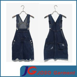 Wholesale New Style Women Denim Dress (JC2060) pictures & photos