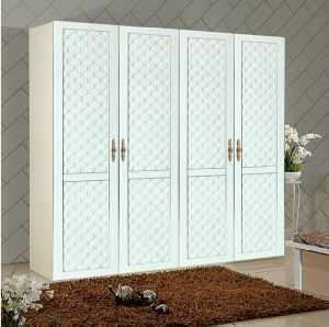 Classcial Style Wardrobe Swing Door (YM-Y3-DOO-006) pictures & photos