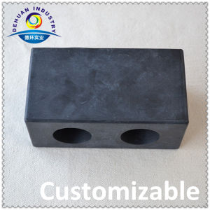 Custom Molded Factory Trailer Rubber Bumpers pictures & photos