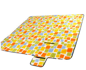 Outdoor Eco Green High Quality Cheap Camping Picnic Beach Blanket Mat pictures & photos