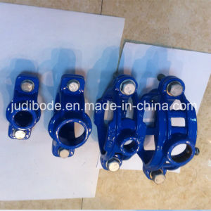 Saddle Clamp, Tapping Saddle for PE/PVC Pipe pictures & photos