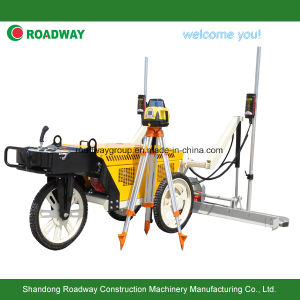 Walk Behind Hydraulic Laser Concrete Leveling Screed Rwjp23 pictures & photos