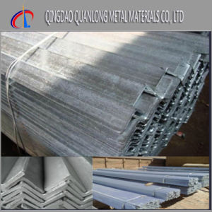 Ss400 St37-2 Hot Rolled Hot DIP Galvanized Equal Angle pictures & photos