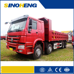 Sinotruk HOWO371HP Rear Dump Truck pictures & photos