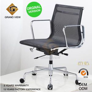Orginal Version Swivel Ribbed Eames Office Furniture Chair (GV-EA117) pictures & photos