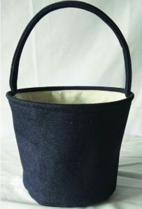 High Quality Foldable Fabric Storage Basket for Household pictures & photos