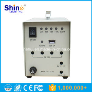 10W Portable Solar Power System for Home pictures & photos