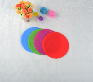 Silica Gel Frisbee, Pet Product pictures & photos