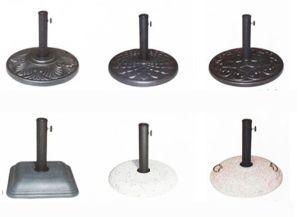 High Quality Patio Cement Umbrella Base/ Parasol Stand (BZ-UB002)
