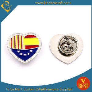 Custom High Quality School Metal Lapel Pin Badges pictures & photos