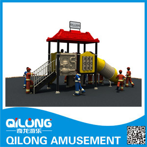 Kids Outdoor Playground Items (QL14-028C) pictures & photos