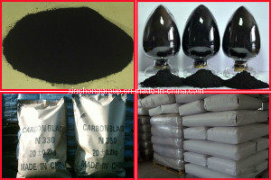 Carbon Black N339 Used to Rubber CAS No: 1333-86-4 pictures & photos