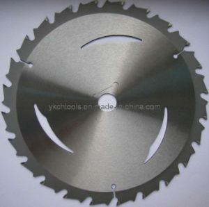 T. C. T Circular Saw Blade for Cutting Ferrous Metal pictures & photos