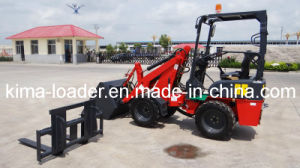 Zl08 Multi-Function Mini Wheel Loader with CE