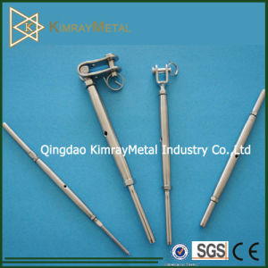 Stainless Steel Turnbuckle with Swage End Terminal pictures & photos