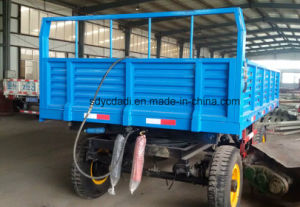 Mesh Agricultural Dump Trailers, 7CB-1.5 Agricultural Trailer pictures & photos