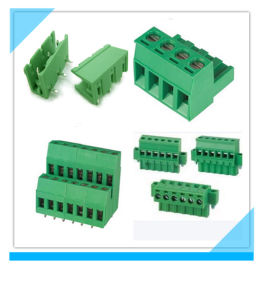 3.5mm 3.81mm 5.0mm 5.08mm PCB Board Terminal Block Connector pictures & photos