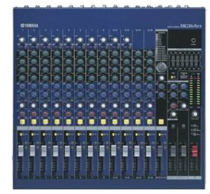 Mixer/Soud Mixer/Professional Mixer /Console/Sound Console/Brand Mixer (MG16/6FX) pictures & photos