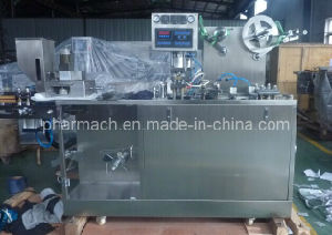 Hot Sale Automatic Tablet Capsule Flat Plate Blister Packing Machine (DPB-140E-I) pictures & photos