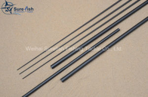 Free Shipping 1k Woven Carbon Surf Fishing Rod Blank pictures & photos