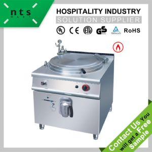 Gas Boiling Pan for Hotel & Restaurant & Catering Kitchen Equipment pictures & photos
