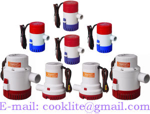 Electric Bilge Pumps / Submersible Bilge Pumps / Submersible Water Pumps / Submersible Drainage Pumps \ Electric Marine Pump / Mini Yacht Pump pictures & photos