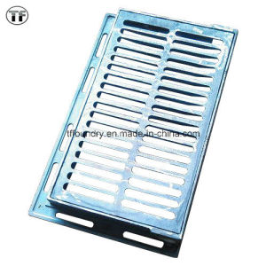 Water Drain Gully Gratings for Pathway En124 D400 pictures & photos