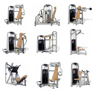 Commercial Fitness Equipment Triceps Press Machine (XR05) pictures & photos