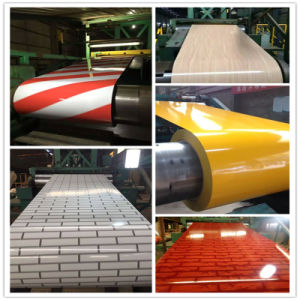 Anti-Microbial Pre-Painted Galvanized Steel Coil pictures & photos