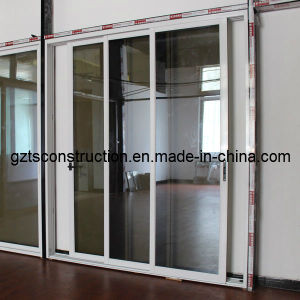 China Energy Efficient Aluminium Sliding Patio Doors Wih