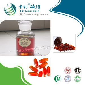 Soy Lecithin Manufacturers/Factory -Transparent Soy Lecithin Liquid with Low Viscosity for Capsule pictures & photos