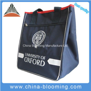 Oxford Polyester Lady Leisure Travel Outdoor Shoulder Shopping Tote Bag pictures & photos