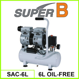 6L 3/4 HP Air Compressor for Sale
