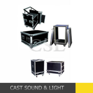Customize Aluminum U Case Stage Equipment Flight Case with Wheel pictures & photos