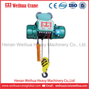 Weihua Yh Metallurgy Electric Hoist pictures & photos