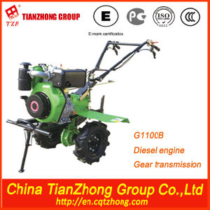 Tzh 178f 186f 6HP 9HP Diesel Tiller