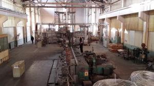 Scrap Auminum Ingot Melting Processing Machine