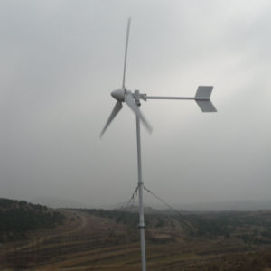 2kw Wind Turbine Generator with CE Certificate pictures & photos