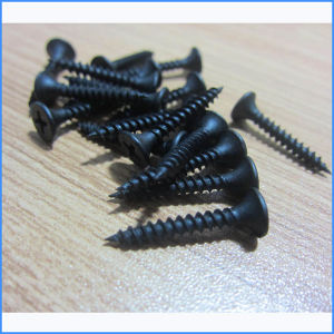 Self Tapping Screw Black Gypsum Board Drywall Screw pictures & photos