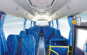 Rhd Coach Small Type 7-8m 27+1seats pictures & photos
