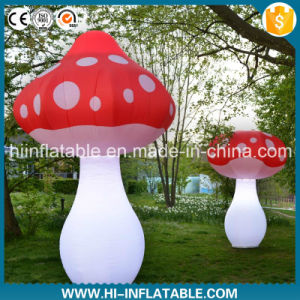 Hot-Sale Event Decoration Inflatable Mushroom with LED Light pictures & photos