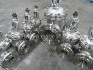 Stainless Steel 304 /316 Flanged Gate Valve pictures & photos
