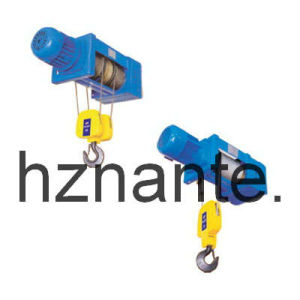 Foot-Mounted Sh Series Wire Rope Hoist pictures & photos