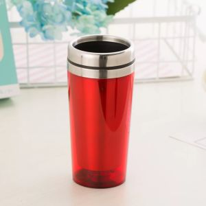 450ml Double Wall Reusable Travel Mug Coffee Mug pictures & photos
