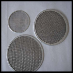 Good Quality Stainless Steel Filter Disc pictures & photos