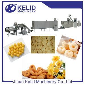 Popular Fully Automatic Puffed Food Machine pictures & photos